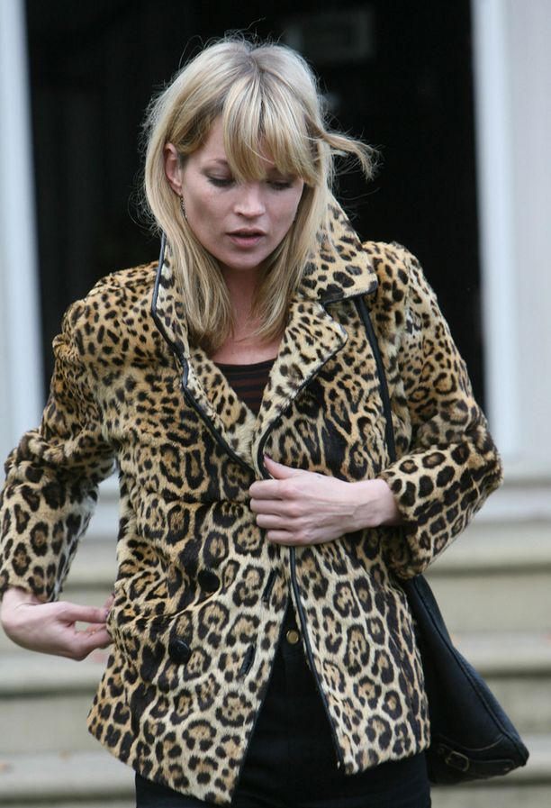 Leoparditakki oli Katen suosiossa jo vuonna 2007.