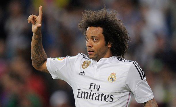 Marcelo allekirjoitti pitkän jatkosopimuksen Real Madridin kanssa.