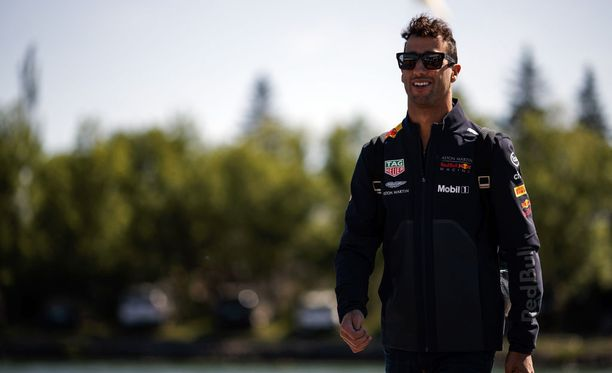Daniel Ricciardo on kovaa valuuttaa F1-kuskimarkkinoilla.