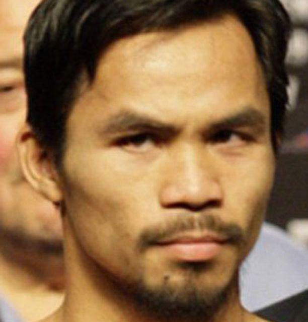 Manny Pacquiao harkitsee oikeustoimia.