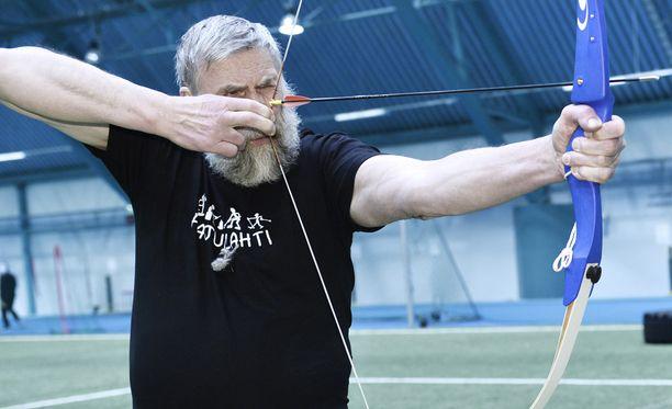 Juha Miedon mukaan kurikkalaiset ovat nurkkapatriootteja. Arkistokuva.