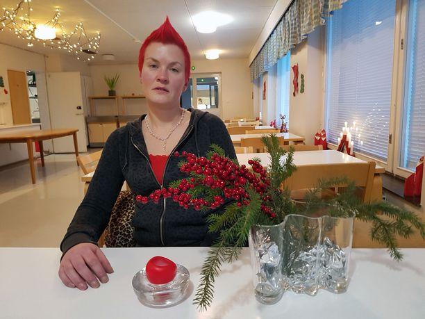 Vanajan vankilan ensikertalainen Pauliina Lehtinen on tehnyt kovasti töitä sen eteen, ettei toista kertaa tule.