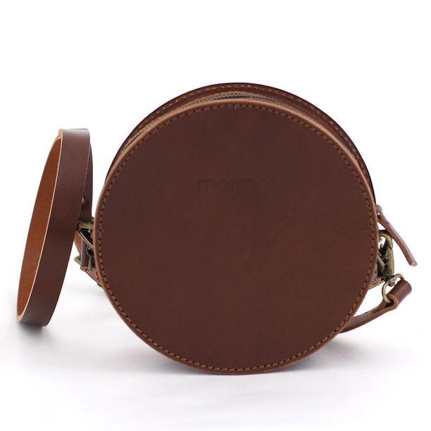 BonBon-laukku on hyvin yksinkertainen mutta muoto tunnistettava.