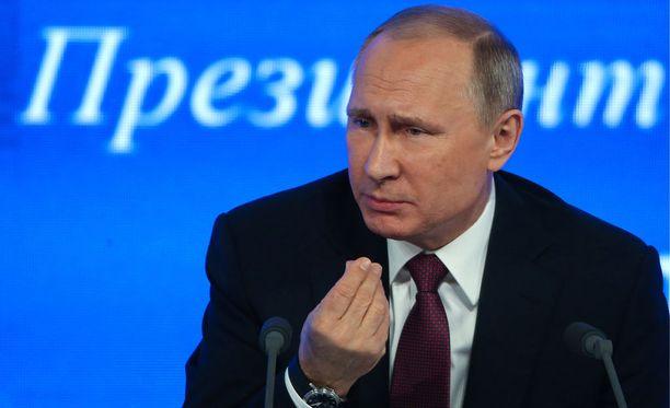 Putin on huolissaan Pohjois-Korean tilanteen kärjistymisestä.