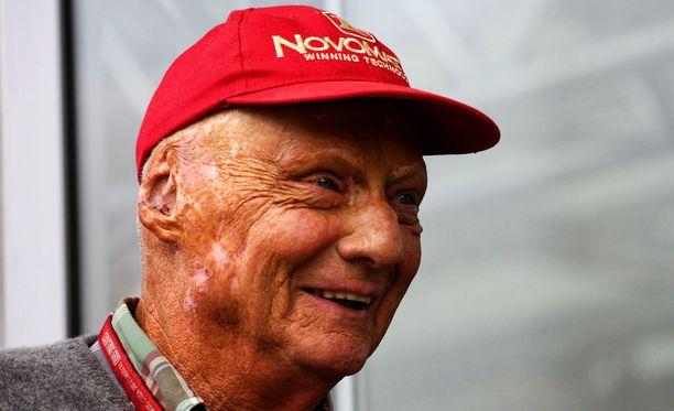 Niki Lauda Onnettomuus