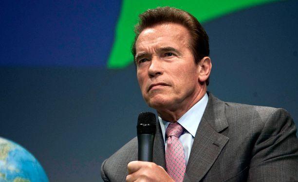 Arnold Schwarzenegger on kampanjoinut aktiivisesti ilmastonmuutoksen vastaisen taistelun puolesta.