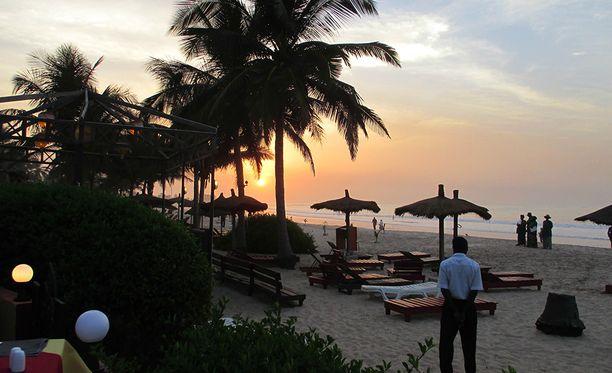 Maire Pehkonen päätyi Gambiaan ensimmäisen kerran jo 1980-luvulla.