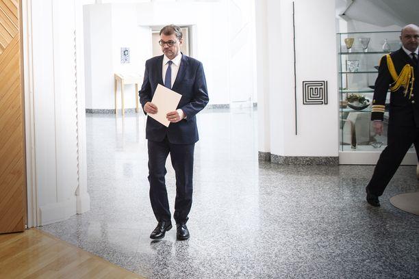 Juha Sipilän hallitus on nyt virallisesti eronnut.
