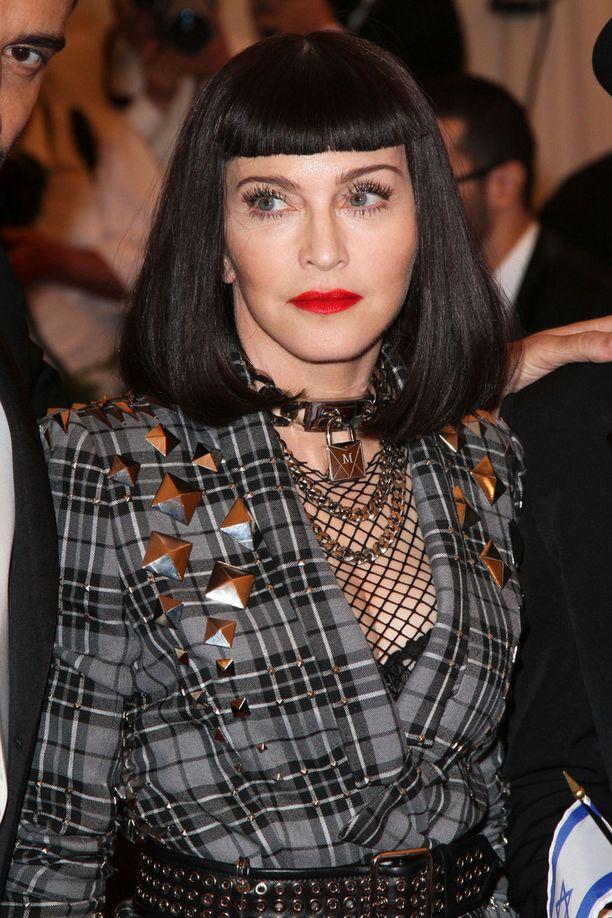 Madonna on kertonut avoimesti joutuneensa raiskatuksi, kun hän oli muuttanut Michiganista New Yorkiin ja oli vielä luottavainen.