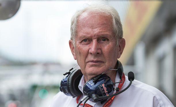 Tohtori Helmut Marko ei usko, että kukaan pystyy haastamaan Mercedestä tällä kaudella.