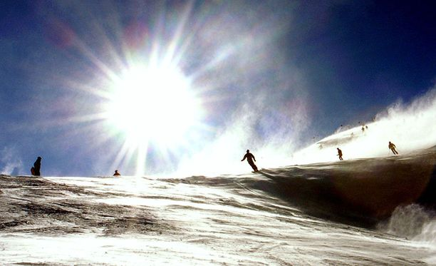 Paras hiihtokeskus löytyi Itävallasta.
