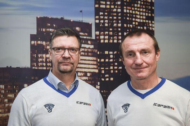 Päävalmentaja Jukka Jalonen ja GM Jere Lehtinen julkaisivat Leijonien kokoonpanon Venäjän EHT-turnaukseen.