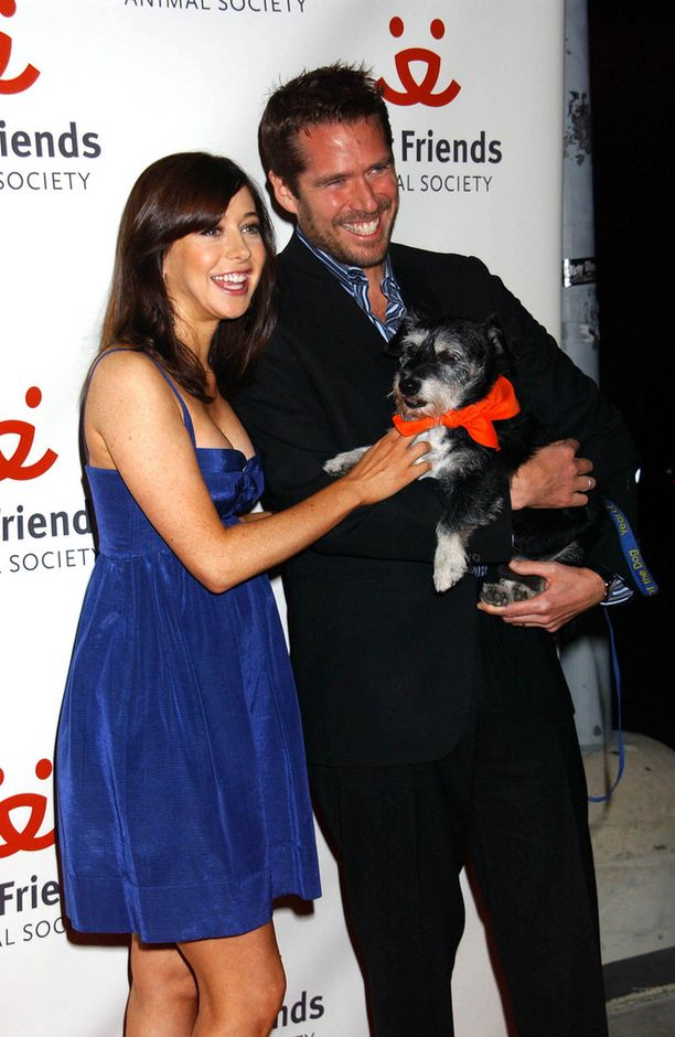 Alyson ja Alexis vuonna 2008.