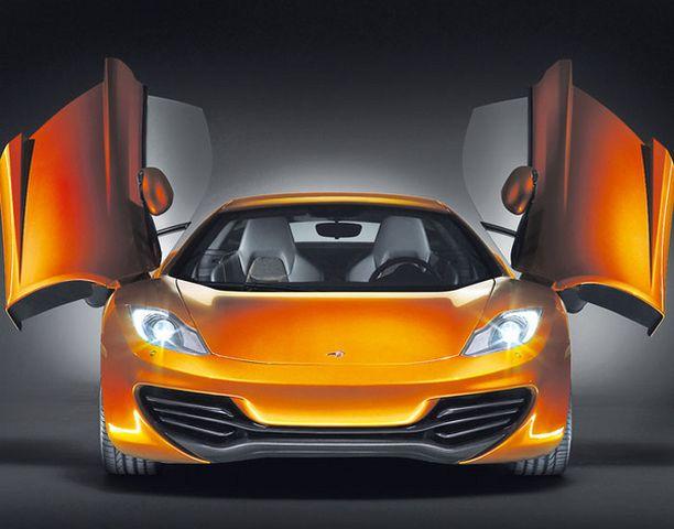 SIIVET Uusin McLaren kohottaa siipiään superautojen harvalukuisessa mutta arvostetussa maailmassa.
