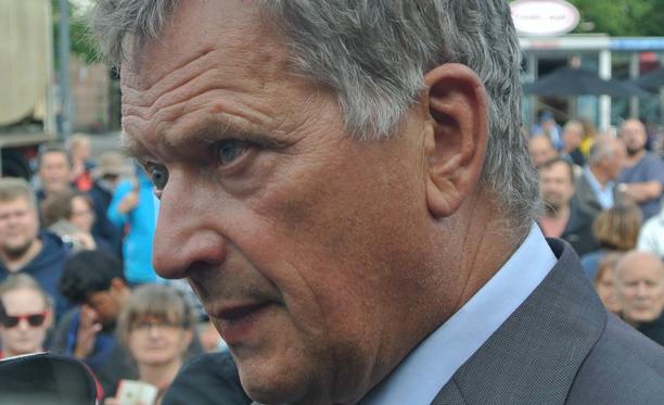 Itämeren lentoturvallisuus on tasavallan presidentti Sauli Niinistölle ja Suomelle tärkeä asia.
