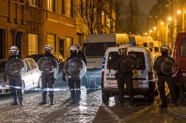 Abdeslam pidätettiin neljä kuukautta Pariisin iskujen jälkeen Brysselissä.