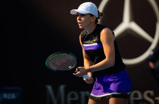 Simona Halep on rankingissa sijailla neljä.