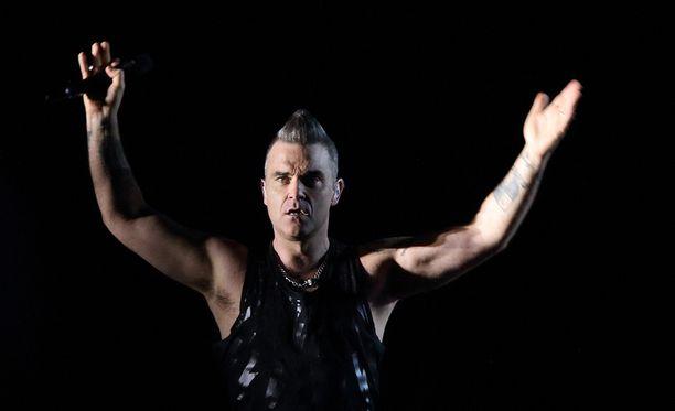 Robbie Williams itse ei ole kommentoinut vielä millään tavalla hotellipaloa.