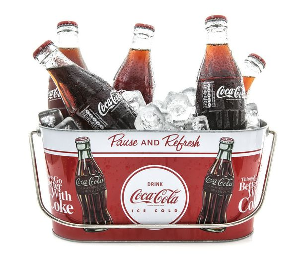 Lasinen Coca-Cola -pullo on klassikko.