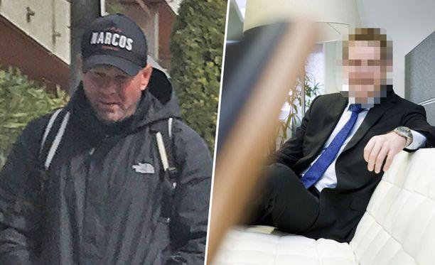 """Janne Järvinen (oik.) on kertonut tuntevansa ex-Cannonball-pomon Janne """"Nacci"""" Tranbergin 20 vuoden ajalta."""