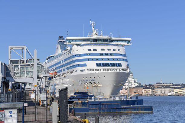 Silja Serenade risteilee koko loppuvuoden Helsingistä Riikaan kolmesti viikossa. Kuvituskuva.