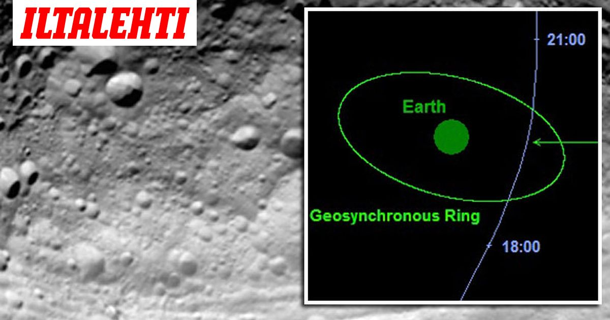 Asteroidi Ohittaa Maan 2021