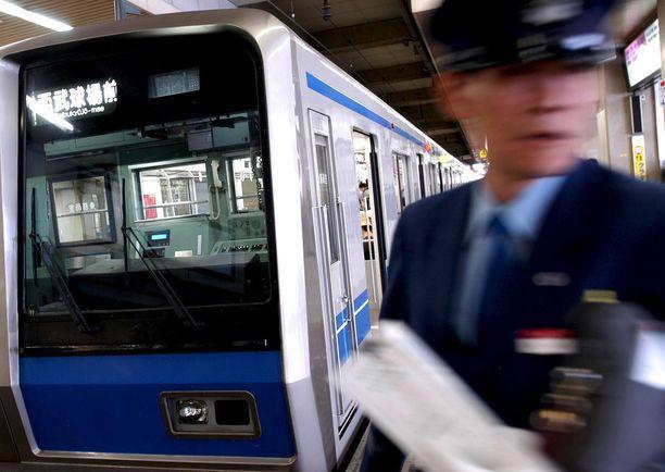 Seibu Railway kutsui suomalaiset uudistamaan yhtä asemistaan.