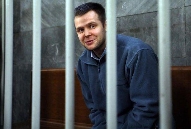 Lukasz Pawel Herba sai 16 vuoden ja yhdeksän kuukauden tuomion.