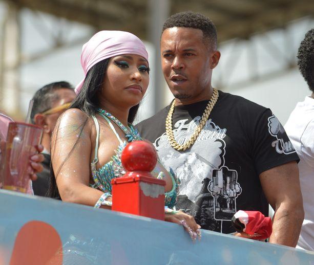 Nicki Minaj ja Kenneth Petty haastettiin oikeuteen.