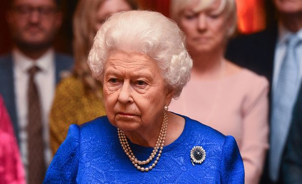 Kuningatarta ei naurata.