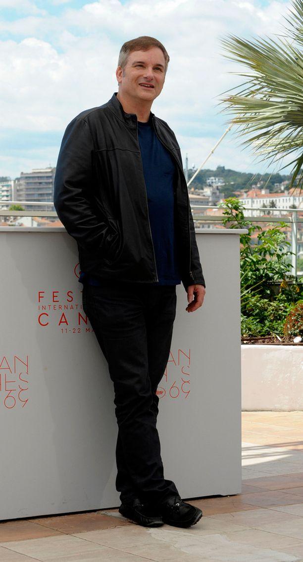 Shane Black mainosti Cannesin filmijuhlilla tänä vuonna uutta elokuvaansa The Nice Guys.