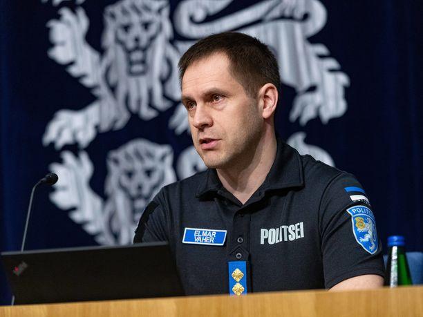 Viron poliisin ja rajavartiolaitoksen johtaja Elmar Vaher on myöntänyt, että ampuja sai aseenkantoluvan liian kevein perustein vuonna 2017.