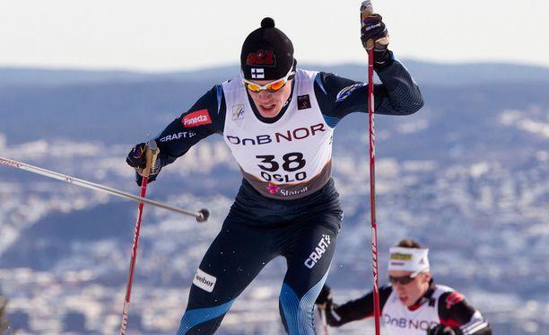Juha Lallukka on treenannut kesällä kuin viimeistä päivää. Hiihtäjän uran toistaiseksi suurimmat kohokohdat ovat vuodelta 2011, kun hän oli Oslon MM-mittelöiden 50 kilometrin kisassa kahdeksas ja säväytti upealla 10 kilometrin viestihiihdollaan.