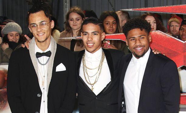 5 After Midnight sijoittui kolmanneksi X Factorissa.