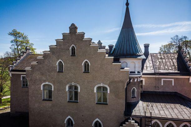 Linnan omistajaksi voi päästä 4,8 miljoonalla eurolla.