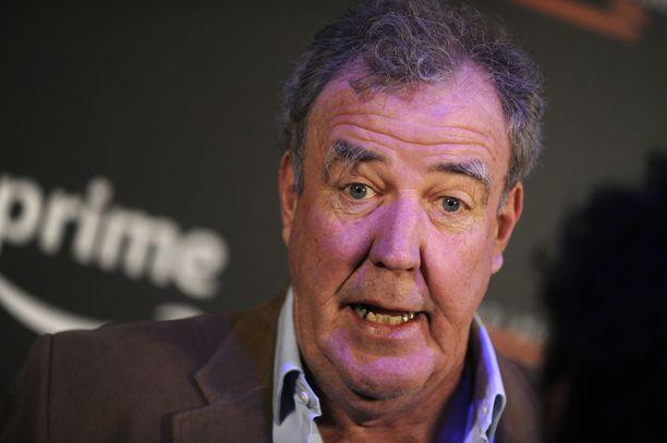 Jeremy Clarkson sai runtua some-möläytyksestään.
