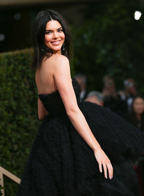 Kendall, olet upea!