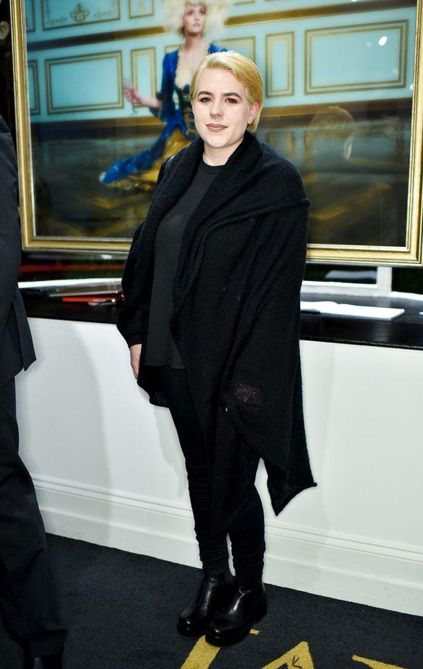 Isabella Cruise nähtiin keskiviikkona Lontoossa.