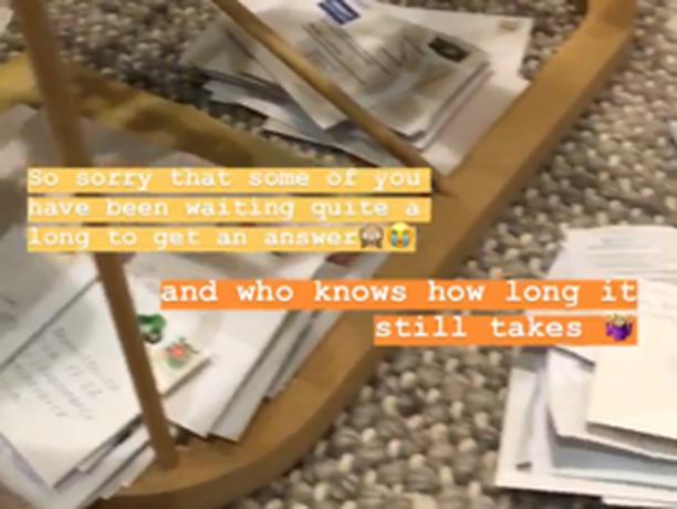 Mäkäräisen vastauksen fanikirjeisiin eivät liiku Postin lakon takia.