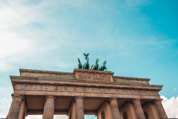 Esimerkiksi Berliiniin pääsee alle satasella.
