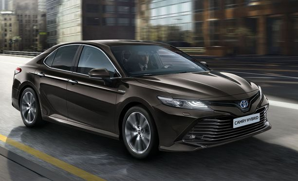 Uusi Camry korvaa markkinoilla Avensiksen. Hinta noussee kuitenkin jonkin verran Avensista kalliimmaksi.