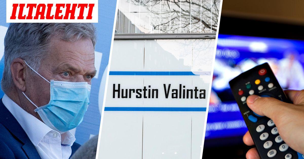 Rahat Hurstin ruoka-apuun ja televisiosta presidentin kuumalinja ...
