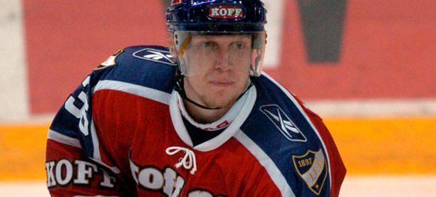 NHL ei nostaisi Lydmania Suomen olympiajoukkueeseen.