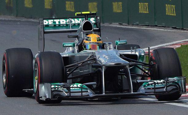 Mercedes saattaa saada kovankin rangaistuksen.