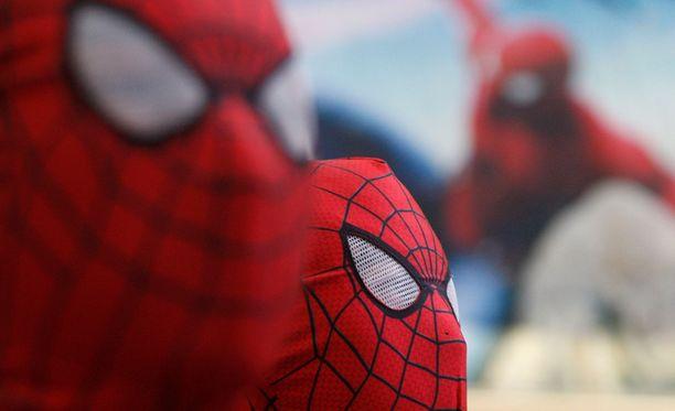 Uudesta Spider Man -elokuvasta odotetaan hittiä.