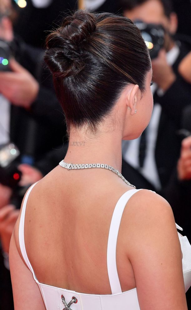Selena Gomezin kampaus takaa.