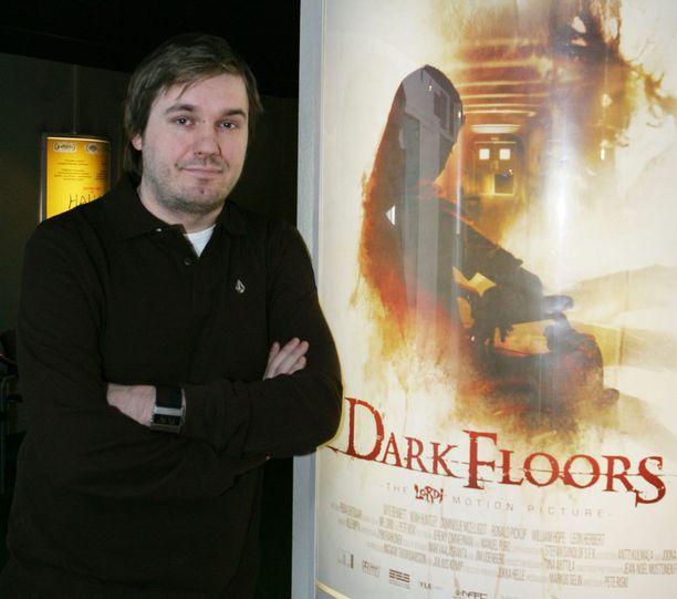 Pete Riskin ohjaama Lordi-elokuva Dark Floors tuli ensi-iltaan vuonna 2008.