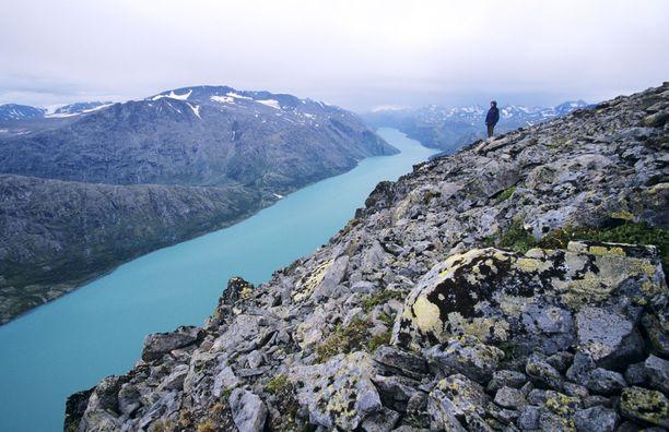 Norjan Jotunheimen on unelmakohde jylhiä maisemia rakastavalle.