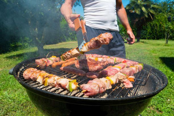 Jos grilliruoka houkuttelee, voi sitä silloin tällöin syödä hyvällä omatunnolla.