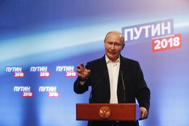 Venäjän presidentti Vladimir Putin sanoo Venäjän olevan valmis yhteistyöhön Britannian kanssa Skripal-tapauksen tutkinnassa.